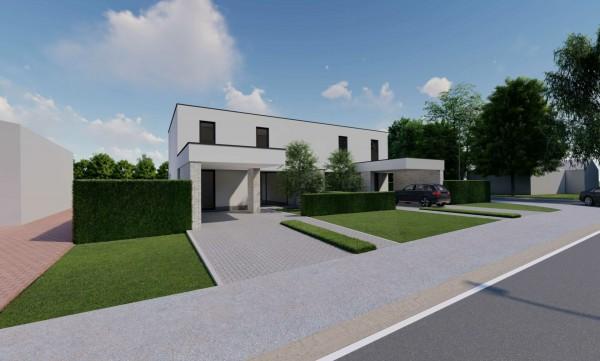 Foto Nieuwbouwwoningen Bergstraat