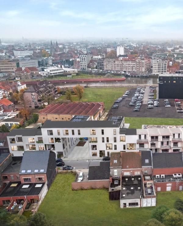 Foto Kortrijk Rekollettenstraat