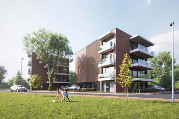 Foto Oostende – Residenties ZandRoos en WindRoos
