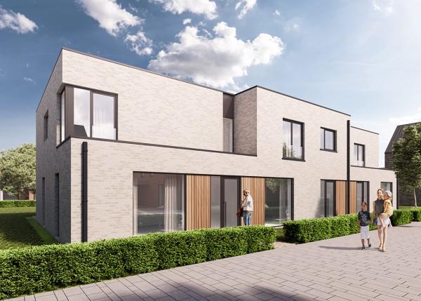 Foto Roeselare – Honzebroekstraat