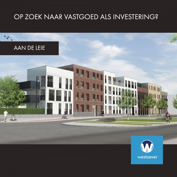 Foto Nieuwbouwappartementen Westoever