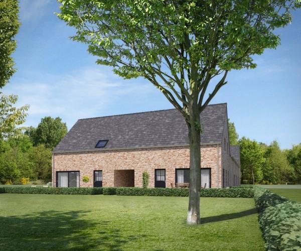 """Foto Woonproject """"De Veldhoeve"""" te Lanaken"""
