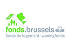 Logo Woningfonds van het Brussels Hoofdstedelijk Gewest c.v.b.a.