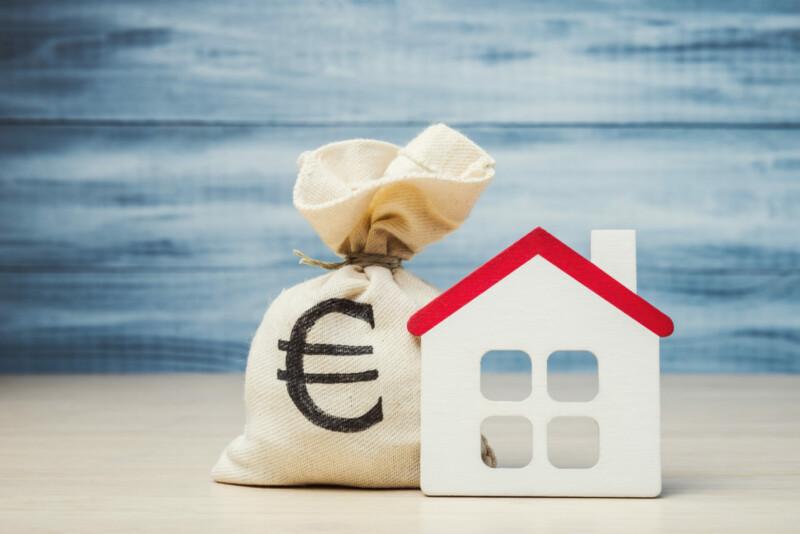 Gemiddelde lening voor woning stijgt met 20.000 euro