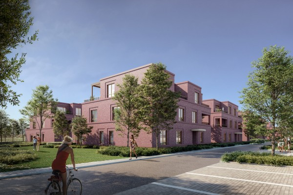 Foto Park Zuid Appartementen – Wommelgem