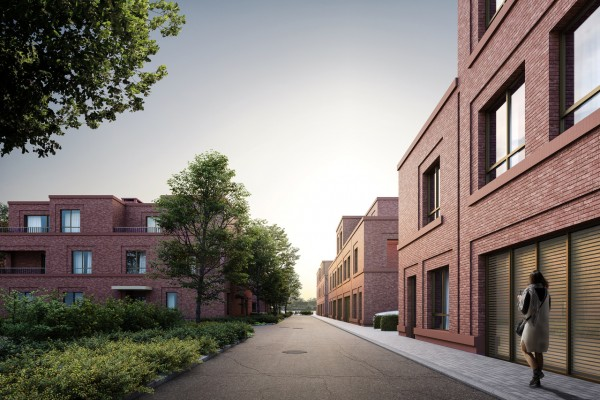 Foto Park Zuid Woningen – Wommelgem
