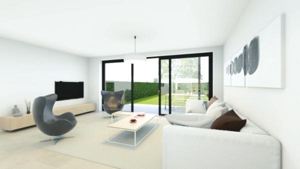Foto Nieuwbouwwoning Oudenaarde