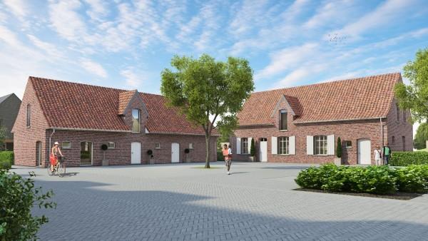 Foto Verkaveling Hoorntjeshof