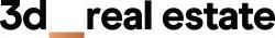Logo 3d real estate