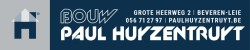 Logo Bouw Paul Huyzentruyt