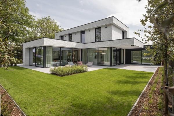 Foto Inspiratiewoning Kortrijk / Bellegem voor bouwen op maat