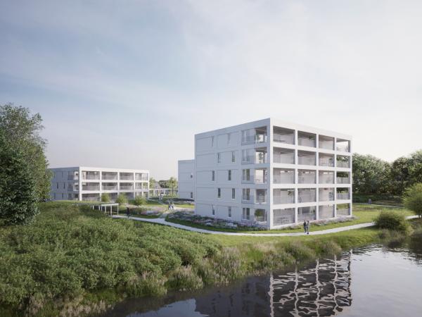 Foto Moerbeke, Terweststraat – Residentie de Zoete Vaart