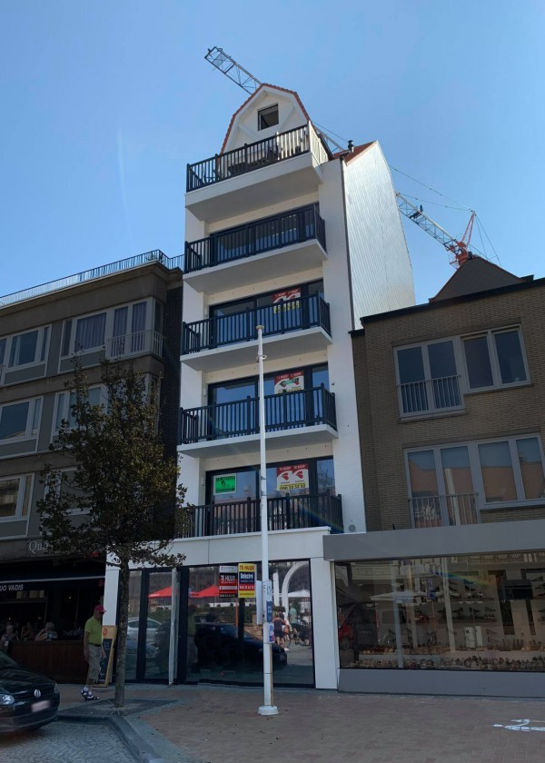 Foto Nieuwpoort – Residentie SeaBorn