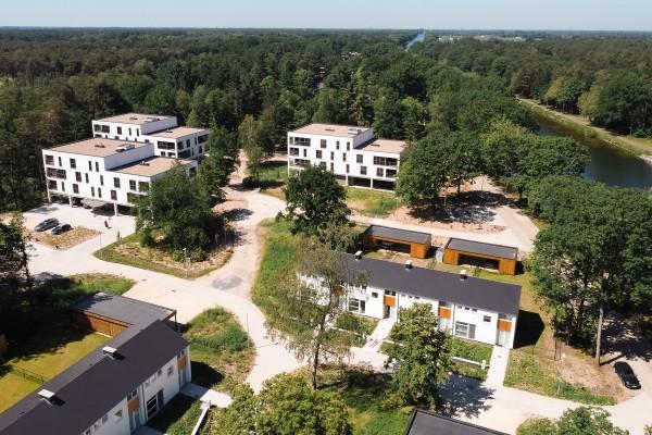 Foto Residentiewijk Boeretang
