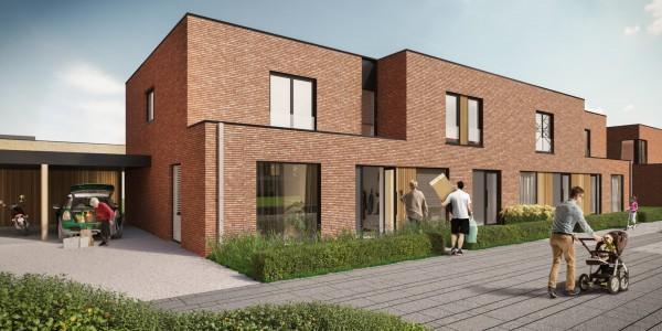 Foto Roeselare, Honzebroekstraat