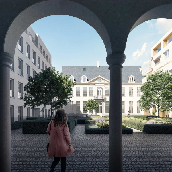 Foto Dams – Cour d'Honneur