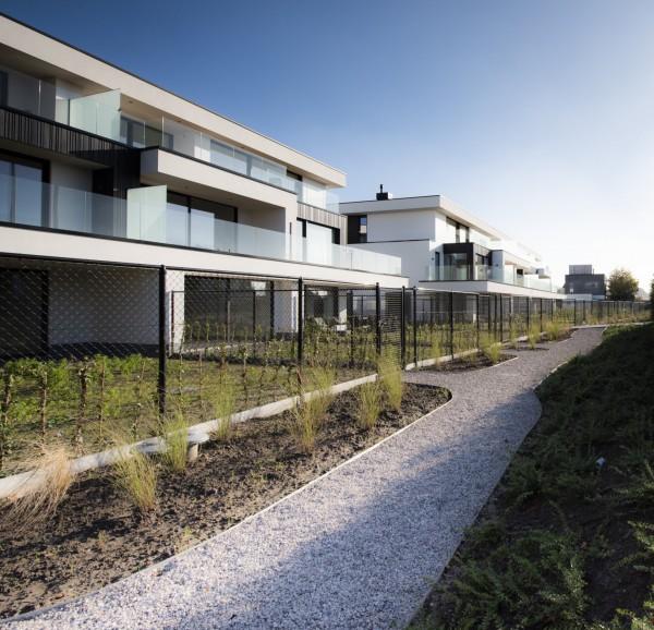 Foto Residentie Blanc de Blancs – Waregem