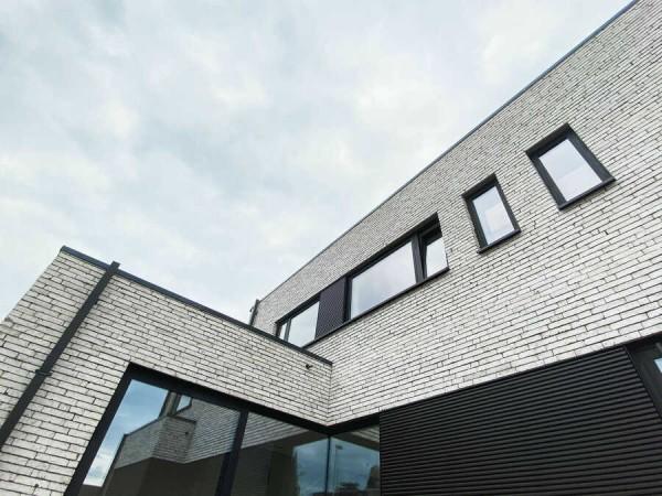 Foto Unicas kijkwoning: Rietveld 25 in Wilsele