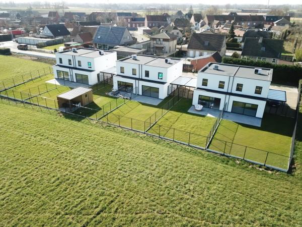 Foto BEN-woning met landelijk uitzicht