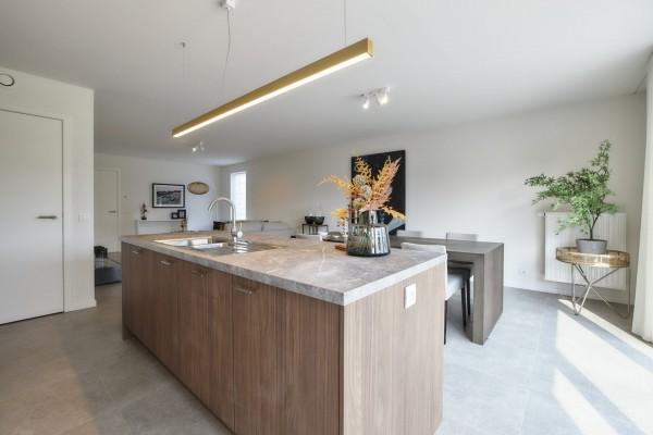 Foto Moderne BEN-woningen in Berlaar