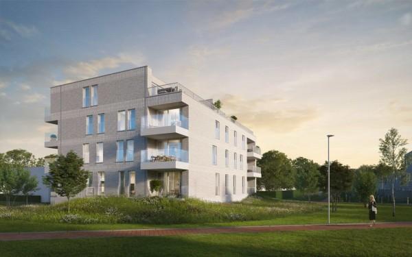 Foto Opening nieuwe kijkwoning in Deinze