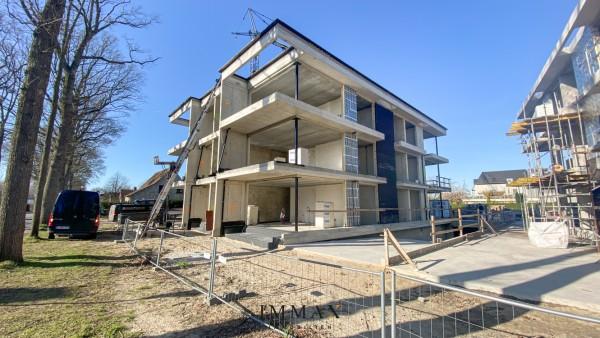Foto Residentie Nieuwenhove – Nieuwbouwcomplex op topligging in Varsenare