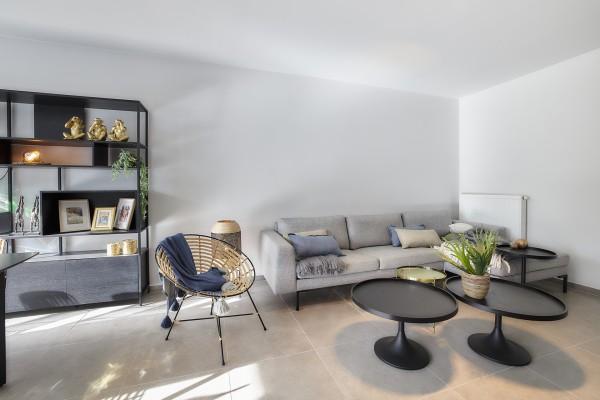 Foto Moderne woningen en appartementen in Jabbeke