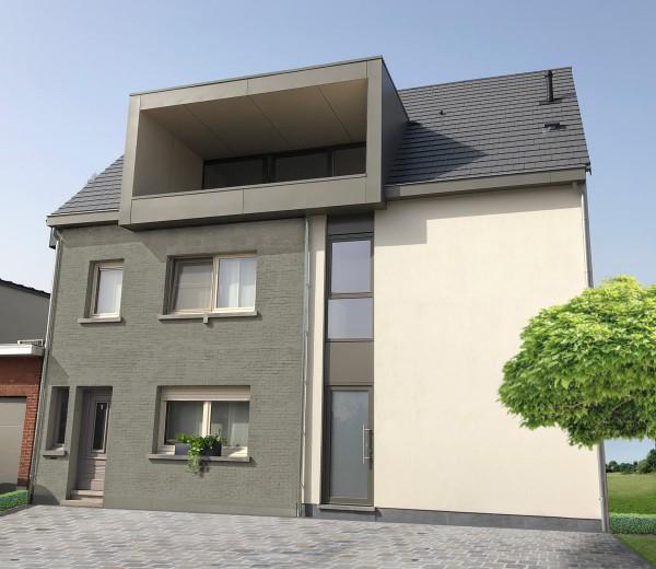 Foto Uitbreiding van een woning