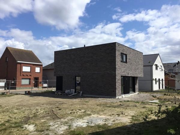 Foto Bouwen in Oostnieuwkerke