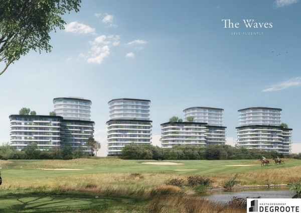 Foto Residentie The Waves, Sea