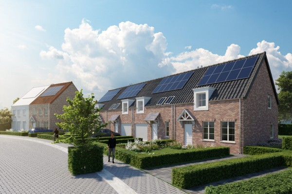 Foto Nieuwbouwproject Gommers