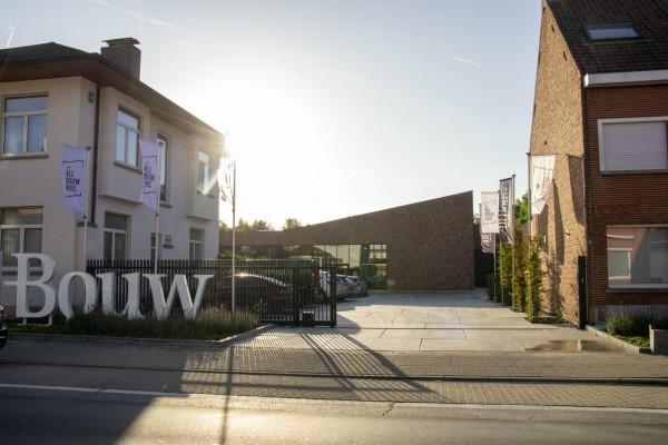 Foto All-Bouw: minibeurs + maatwerkvilla + kijkwoning