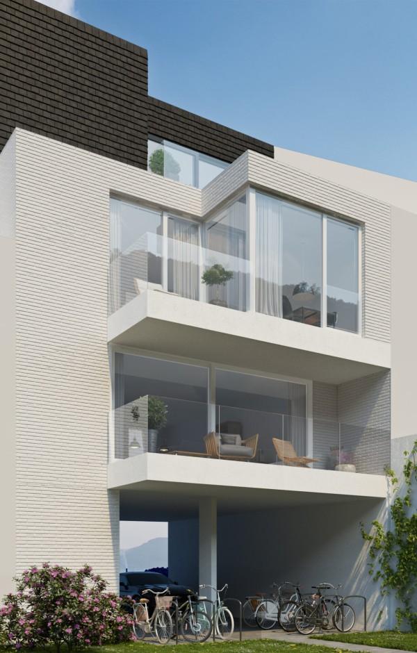 Foto 2 Nieuwbouw woongelegenheden in Mechelen