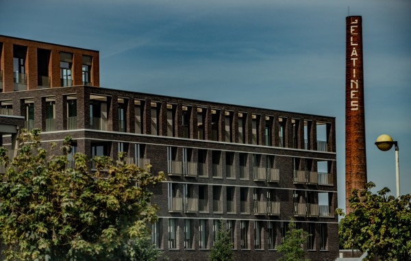 Foto Hasselt Quartier Bleu