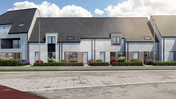 Foto Nieuwbouwwoningen & -appartementen in Gistel
