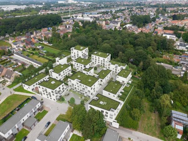 Foto Residentie Zuidkwartier
