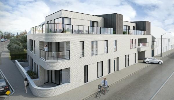 Foto Kleinschalig nieuwbouwproject