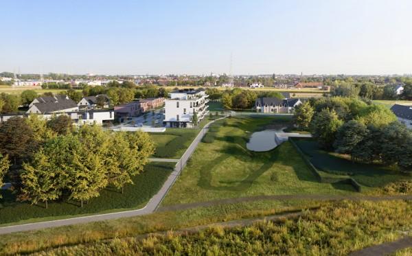 Foto Nieuwbouwproject Schaerkehoek – Hooglede