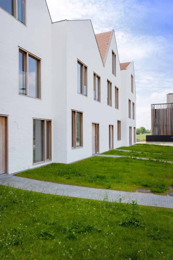 Foto Nieuwbouwwoning te Sint-Baafs-Vijve